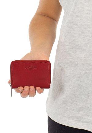 ABEL - Wallet - red