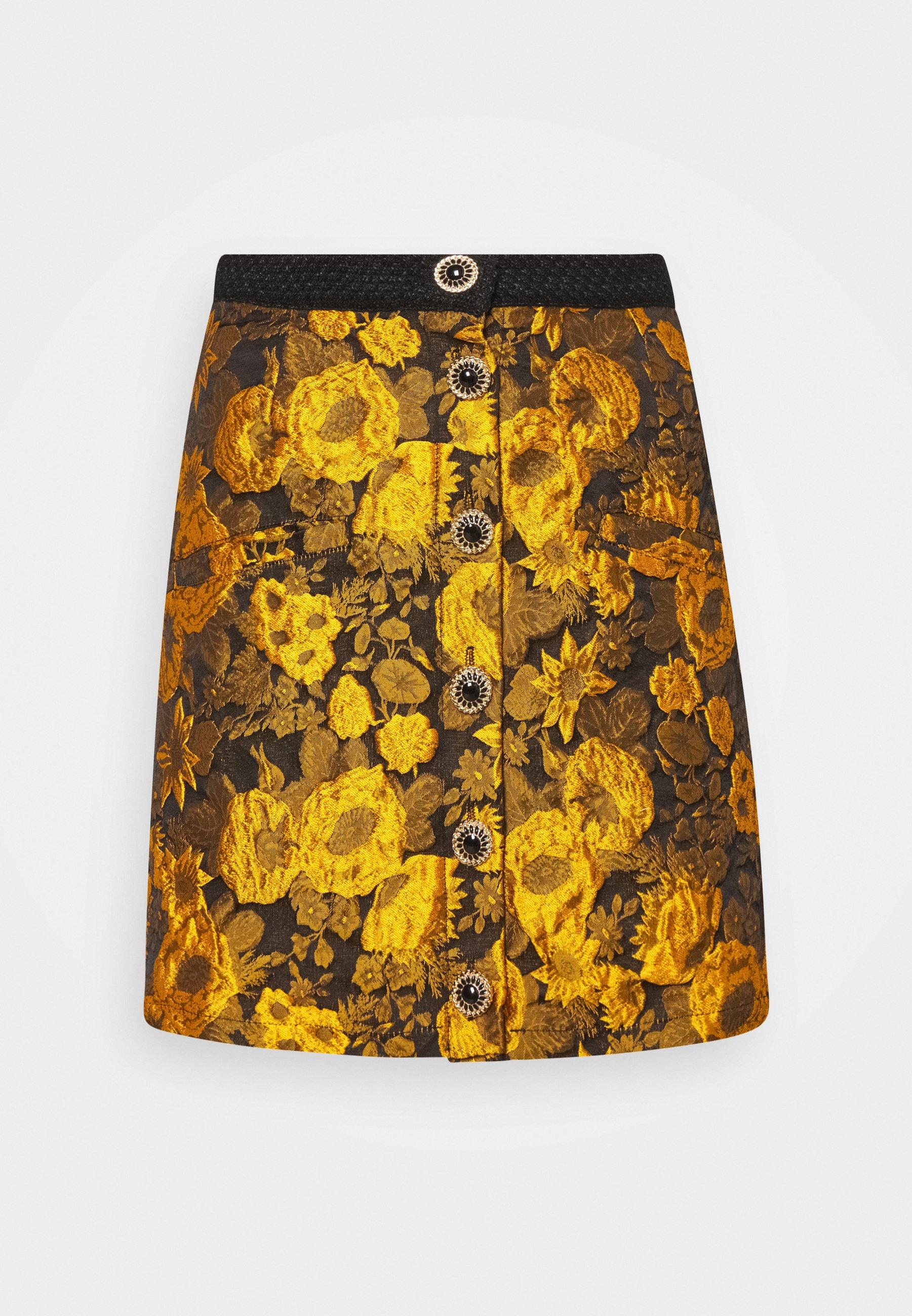 Mujer BARBARA MINI SKIRT - Minifalda