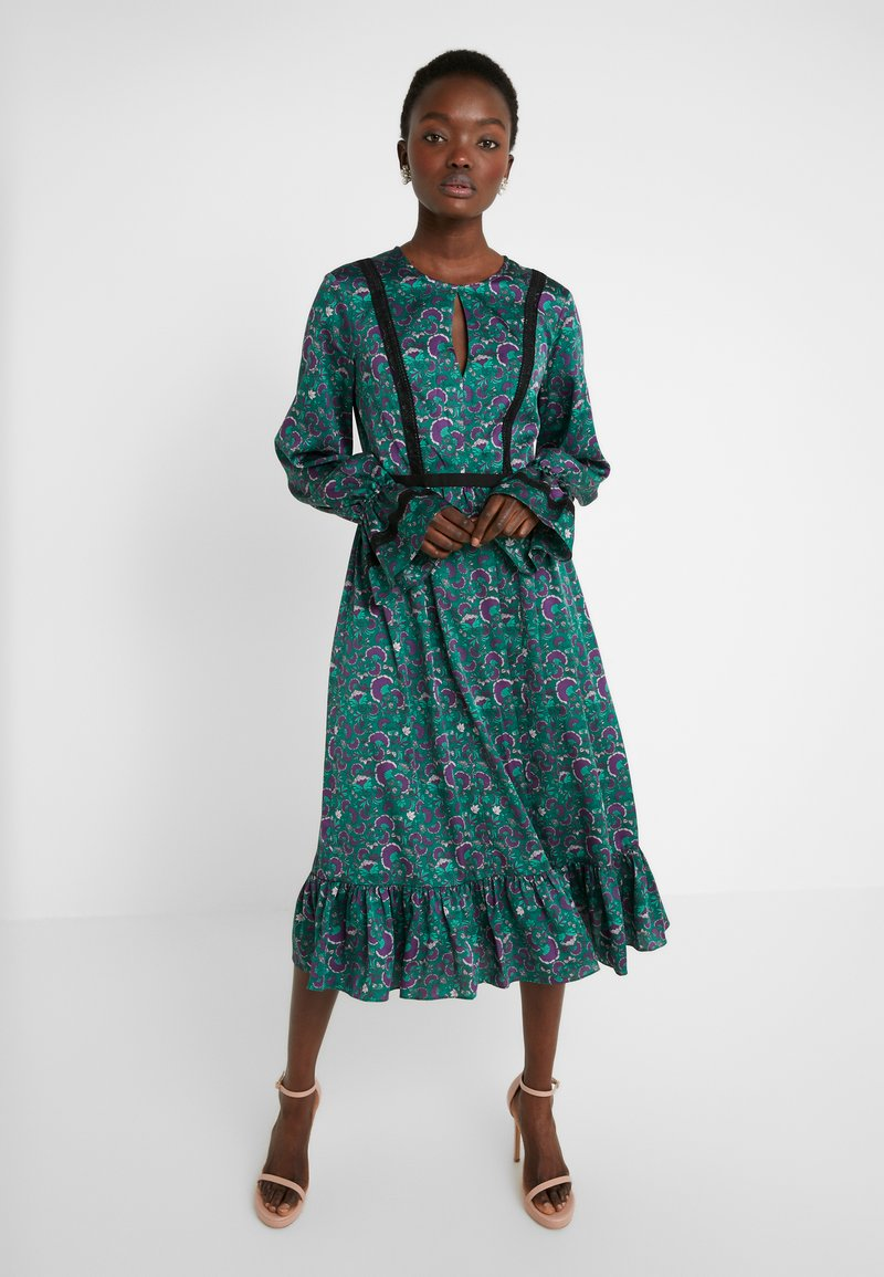 Three Floor - Cocktail dress / Party dress - green multi