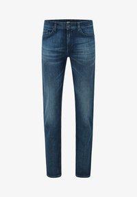 BOSS - DELAWARE - Slim fit jeans - blue - 4