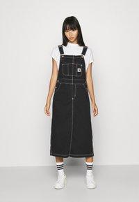 Carhartt WIP - Robe en jean - black - 0