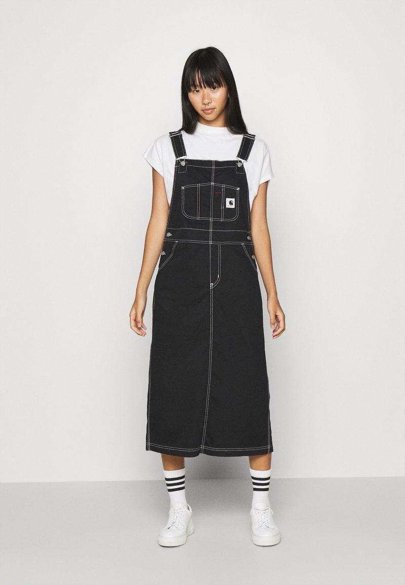 Carhartt WIP - Robe en jean - black