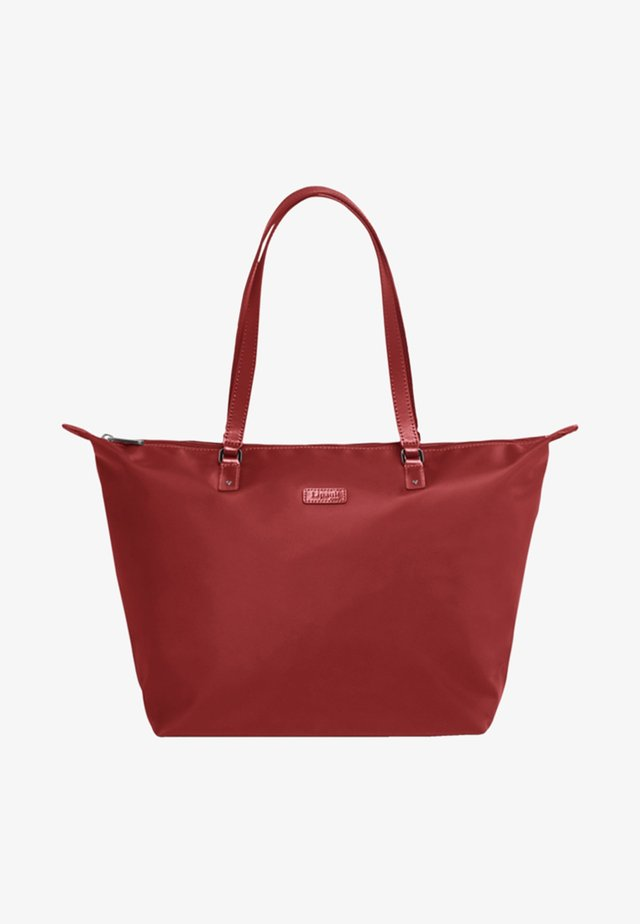LADY PLUME - Handbag - cherry red