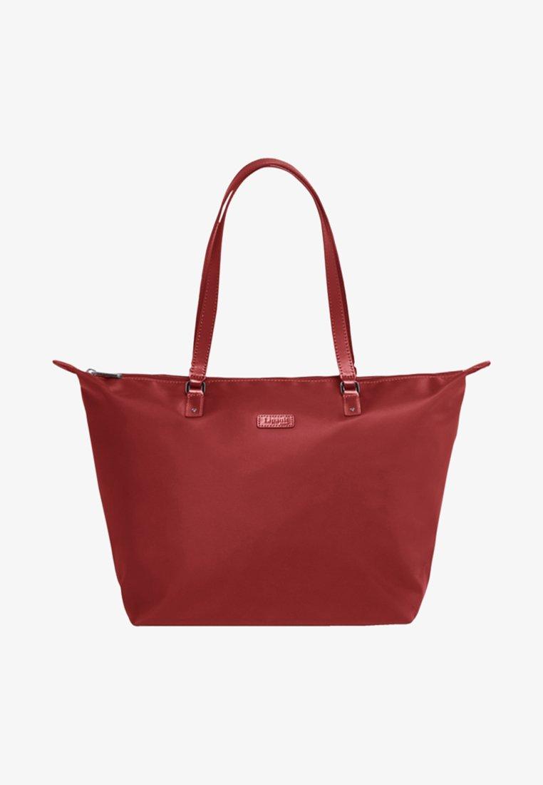 Lipault - LADY PLUME - Handbag - cherry red