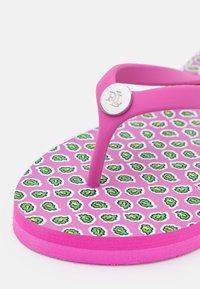 Lauren Ralph Lauren - EVA PETAL SHAWNA - T-bar sandals - pink - 6