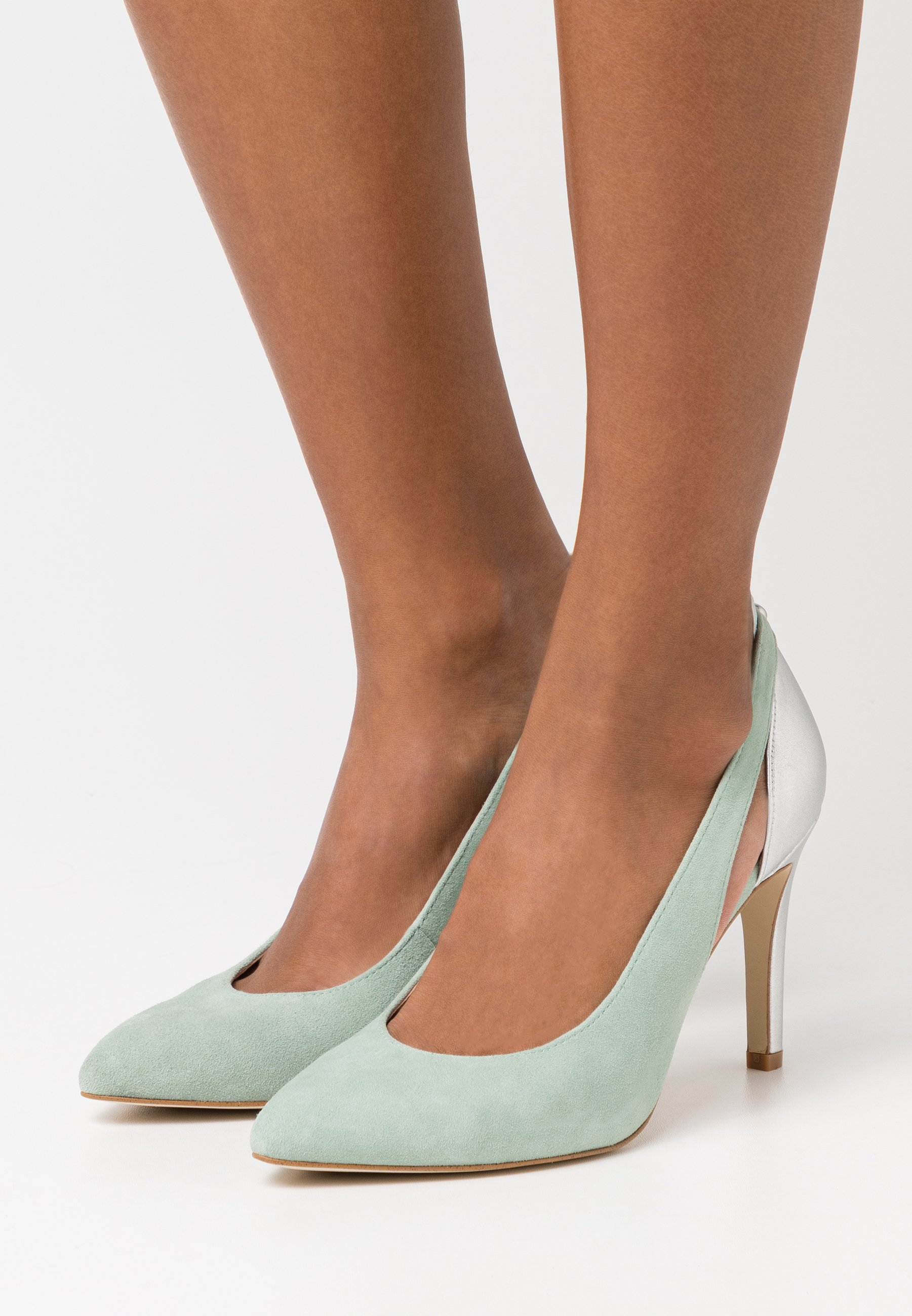 Women LEATHER - High heels