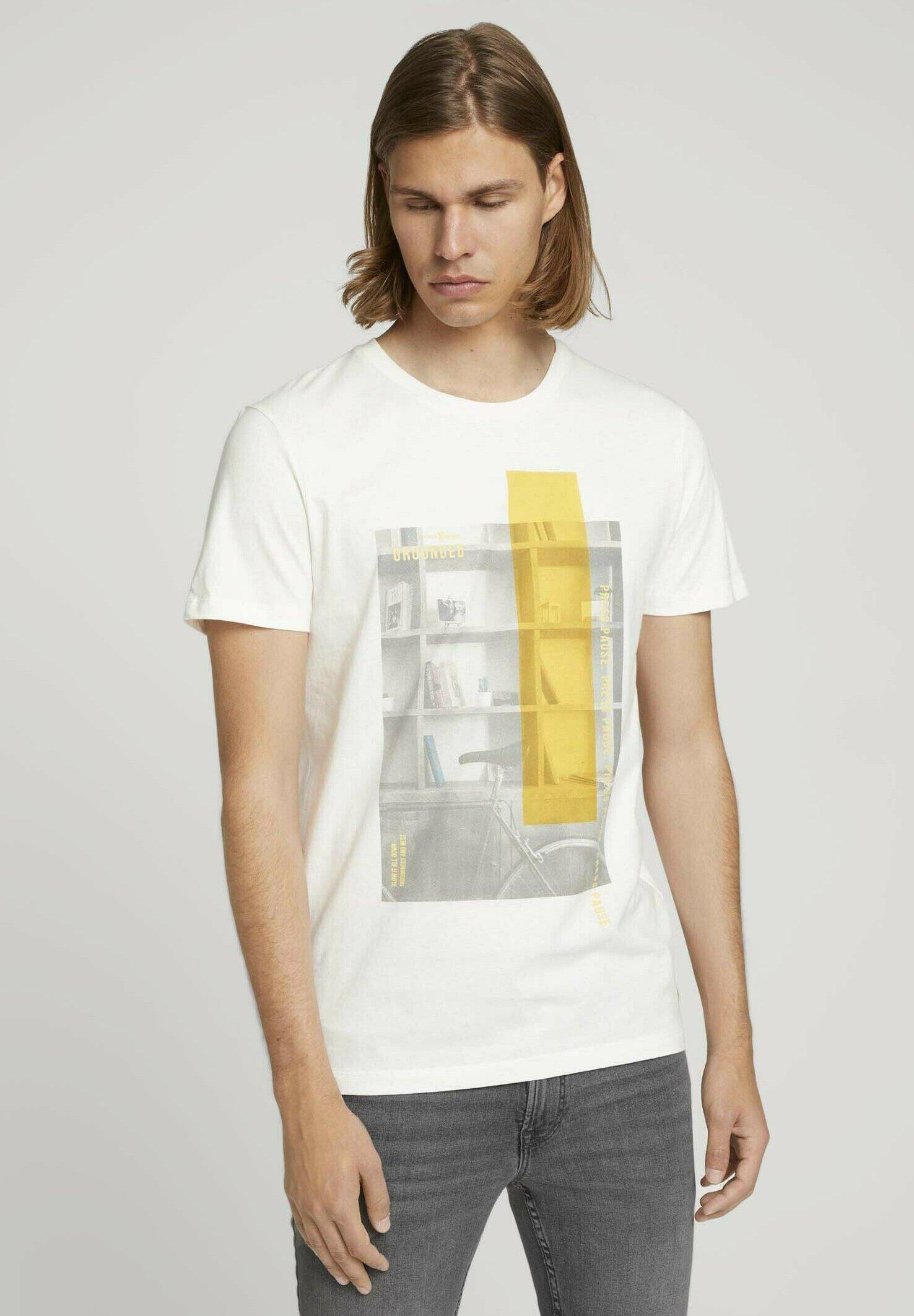 Homme MIT FOTOPRINT - T-shirt imprimé