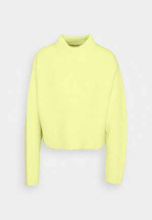 KIRA - Jumper - lime cream