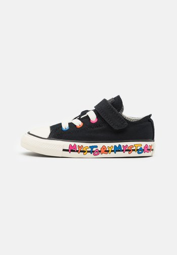 CHUCK TAYLOR ALL STAR MY STORY - Sneakers laag - black/hyper pink/egret