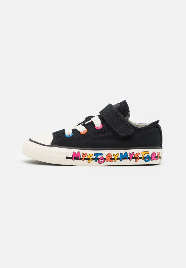 CHUCK TAYLOR ALL STAR MY STORY - Trainers - black/hyper pink/egret