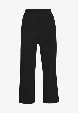 ABILENE TROUSER - Trousers - black
