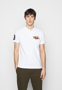 Polo Ralph Lauren - SHORT SLEEVE - Polo shirt - white - 0