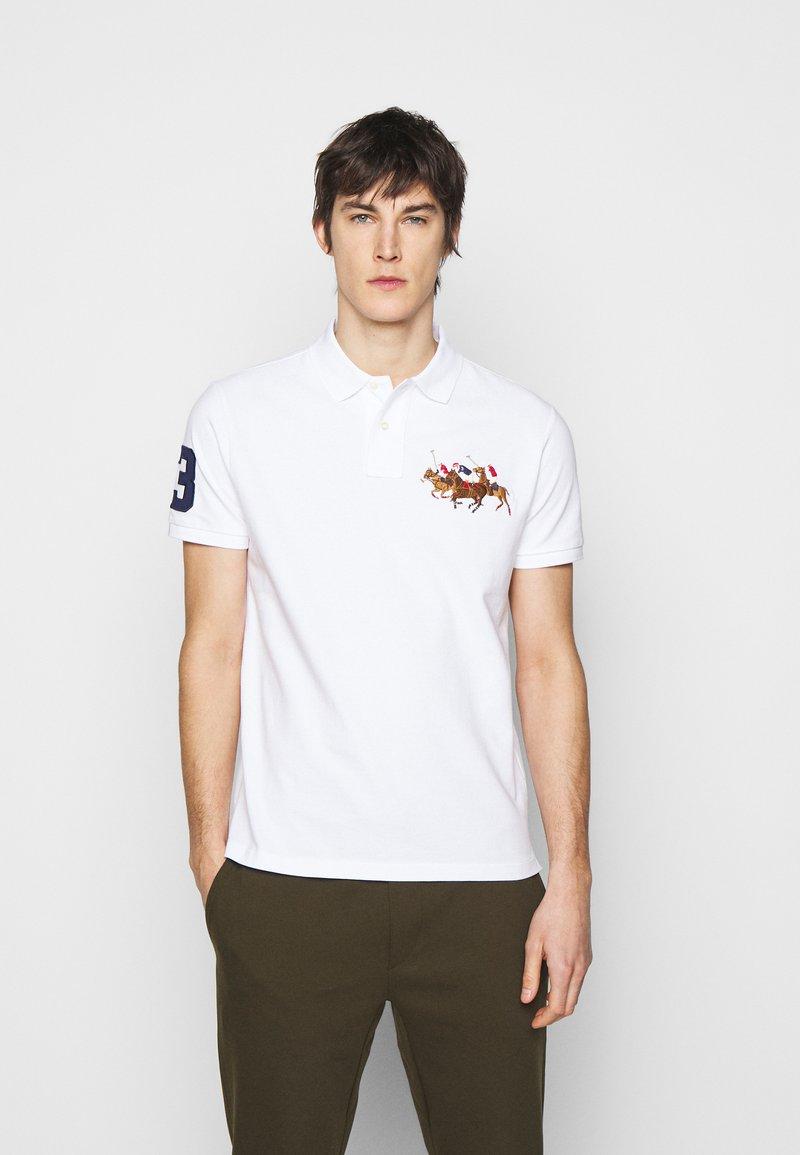 Polo Ralph Lauren - SHORT SLEEVE - Polo shirt - white