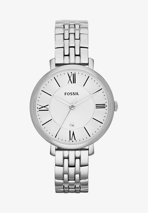 JACQUELINE - Reloj - silver-coloured