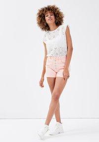 Cache Cache - T-shirt print - white - 1