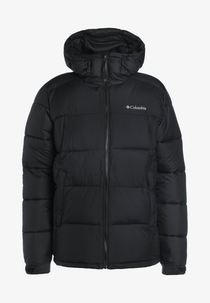 PIKE LAKE HOODED JACKET - Giacca invernale - black