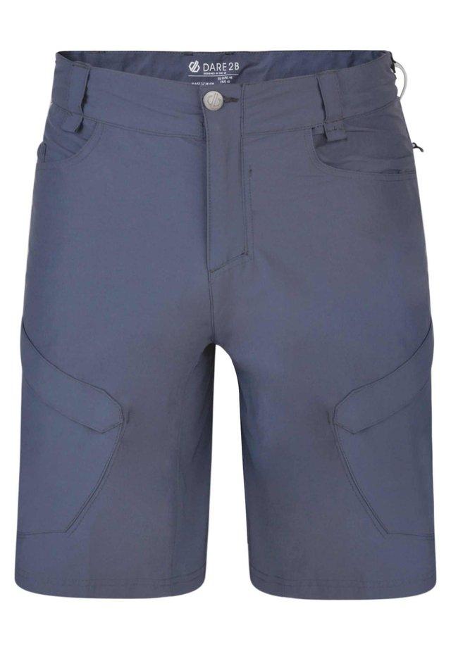 Outdoor shorts - quarry grey