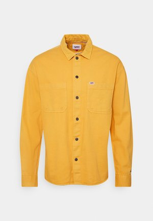 LIGHTWEIGHT OVERSHIRT - Chemise - gold