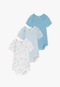 Sanetta - BABY 3 PACK - Body - white - 3