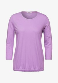 Cecil - Long sleeved top - lila - 3