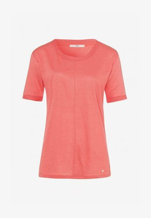 Basic T-shirt - light red
