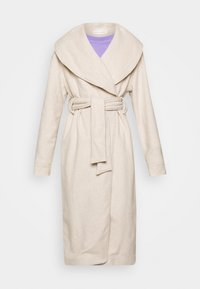 MILA COFLE - Classic coat - nude melange