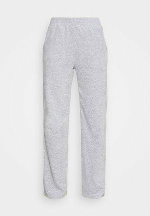 SWETA - Teplákové kalhoty - light grey mel