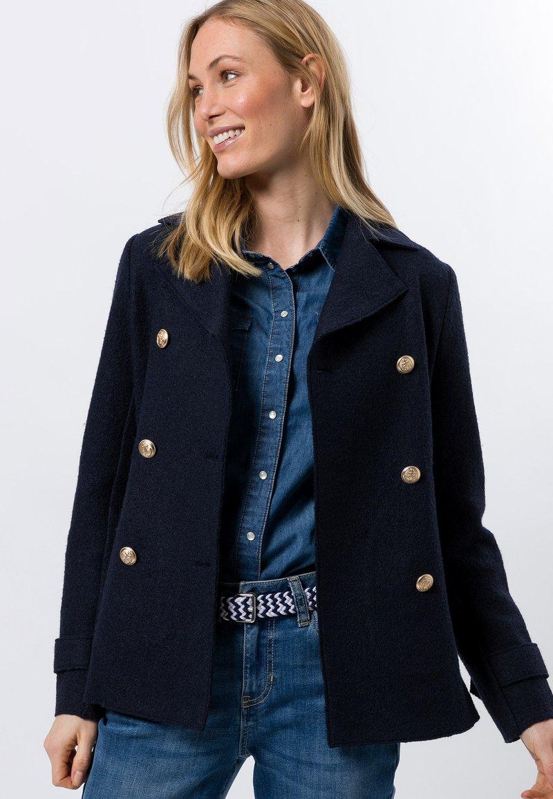 zero - Summer jacket - dark blue