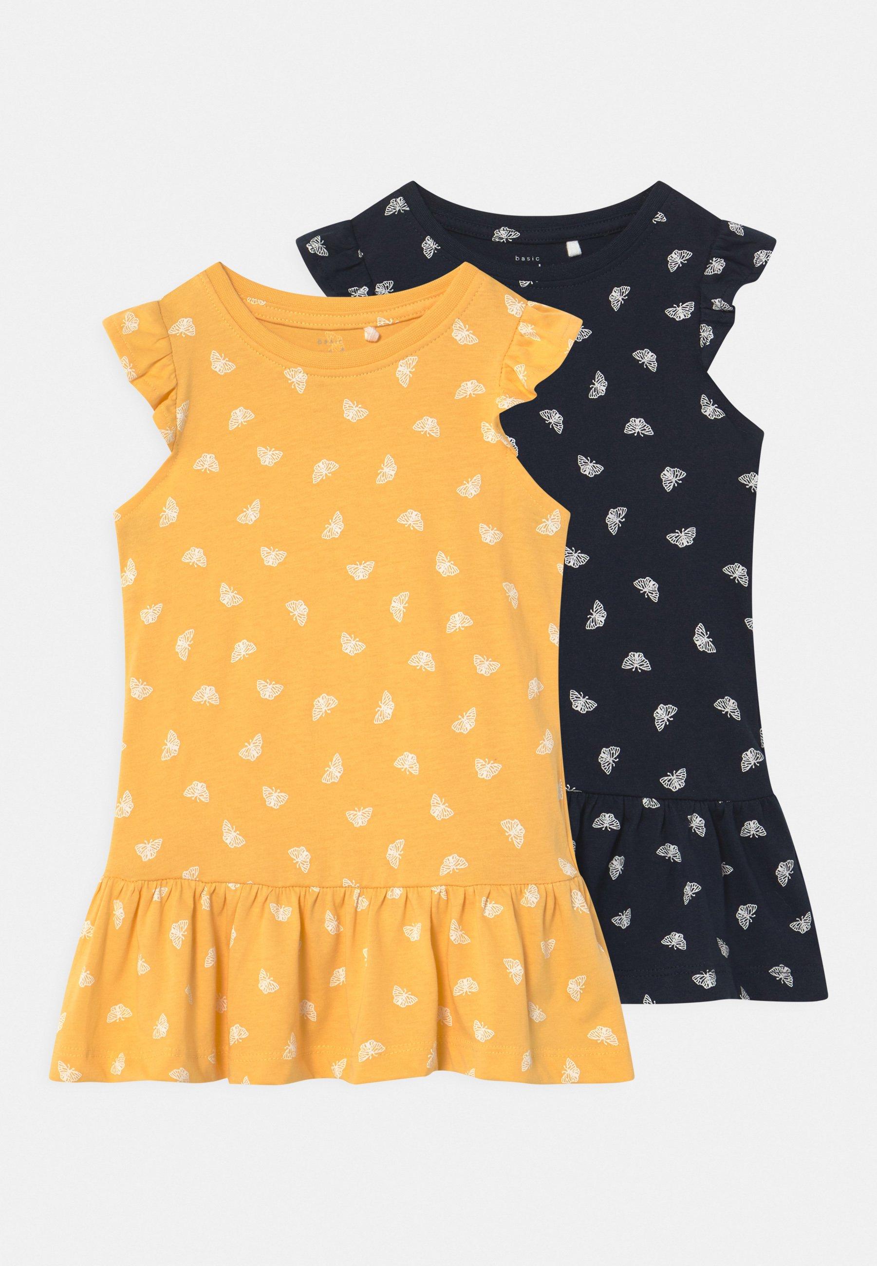 Kids NMFVIDA 2 PACK - Jersey dress