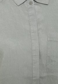 Ecoalf - LYCHEE SHIRT WOMAN - Blouse - charcoal khaki - 2