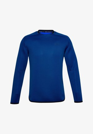 UA /MOVE CREW - Long sleeved top - blue