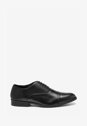 OXFORD - Smart lace-ups - black