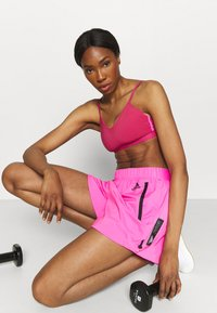 adidas Performance - BRA - Reggiseno sportivo con sostegno leggero - wild pink/screaming pink - 4