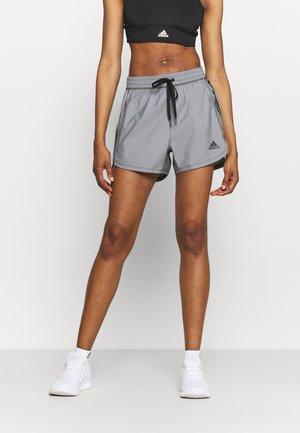 Sports shorts - black melange
