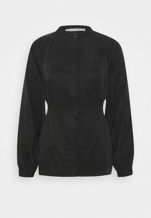 LINGER ON SHIRT - Blouse - black