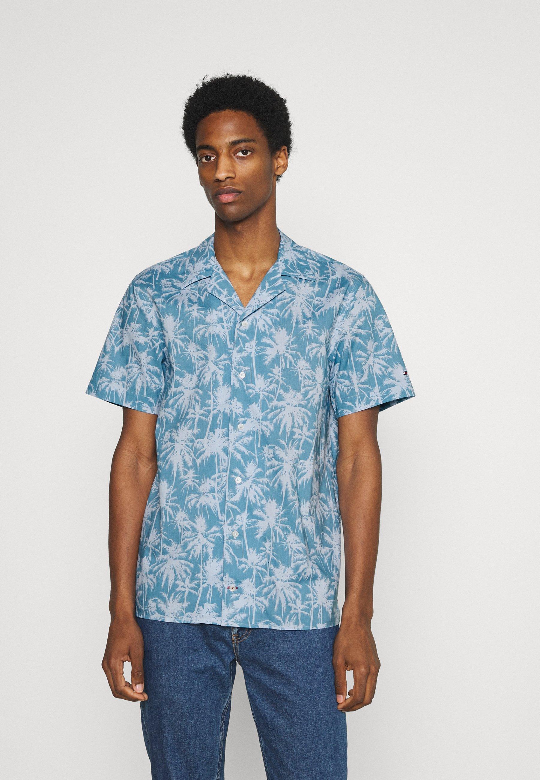 Men TONAL PALM  - Shirt
