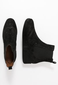 Pons Quintana - CARTIER - Wedge Ankle Boots - black - 3