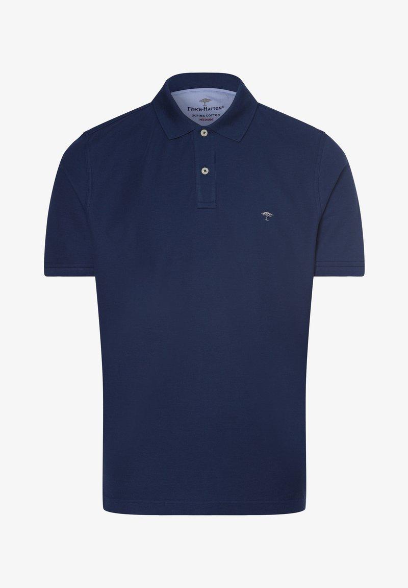 Fynch-Hatton - Polo shirt - indigo
