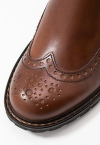 Gabor Comfort - Kotníkové boty - whisky - 2