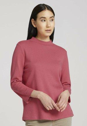 Longsleeve - cozy pink
