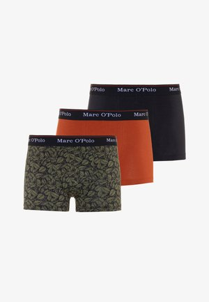 3-PACK - Boxer shorts - braun