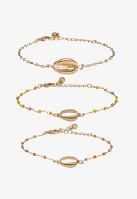 Pieces - Armband - gold-coloured/multi - 3