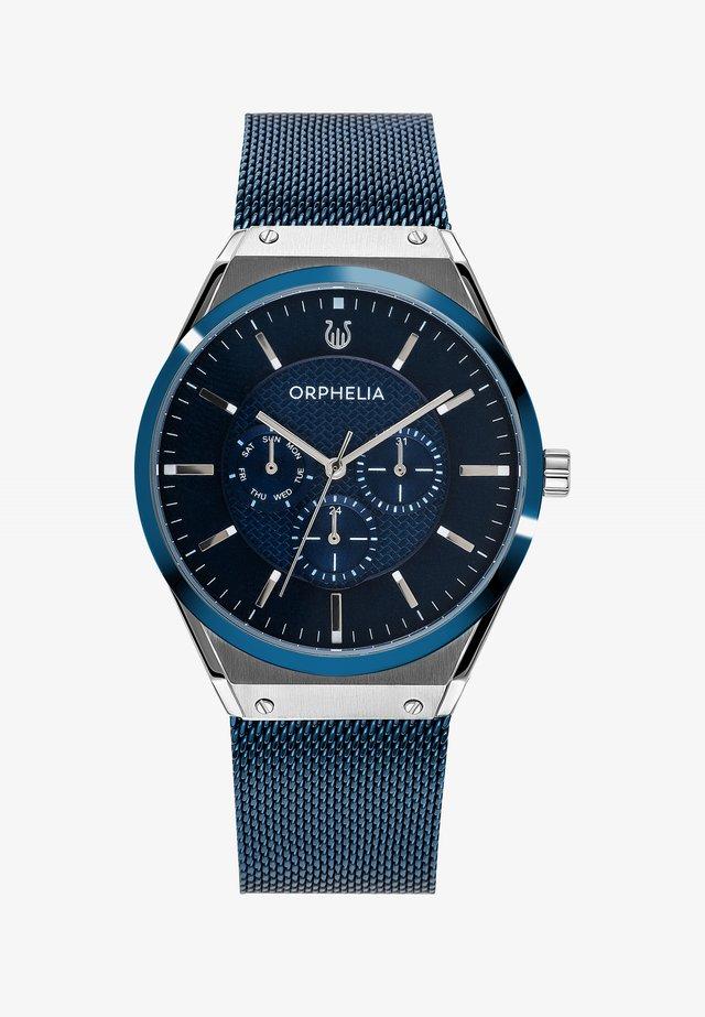 SAFFIANO - Horloge - blue