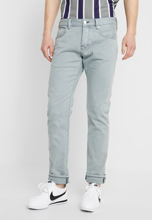 Jeansy Slim Fit - steel