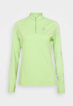 MIDLAYER CERAMIWARM ELEMENT - Sports shirt - tonatillo