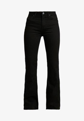 BREESE - Široké džíny - black rinse