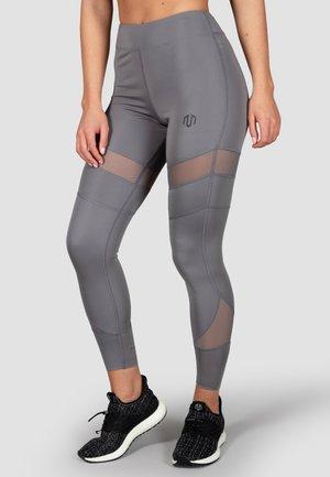 Legging - steel grey