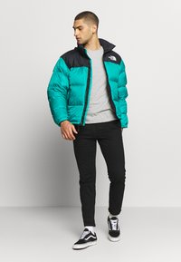 The North Face - Down jacket - jaiden green - 1