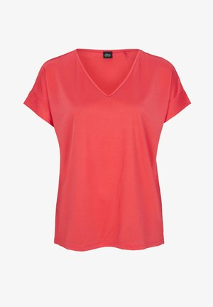 T-shirt con stampa - popsicle pink