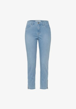 STYLE MARY S - Slim fit jeans - used summer blue